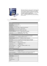 Product Data Sheet - AVRcard