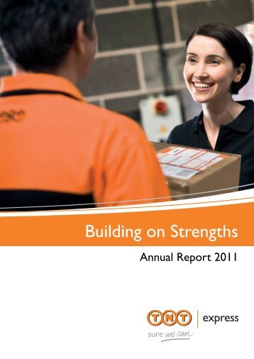 TNT Express Annual Report 2011