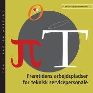 Fremtidens arbejdspladser for teknisk servicepersonale - FOA