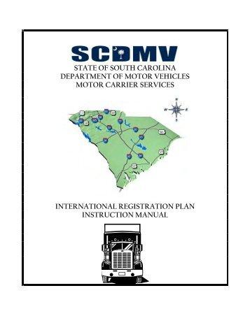 South Carolina Dept Of Motor Vehicle - Vehicle Ideas