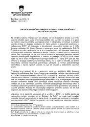 Up-23/09-19 Datum - Ustavno sodišče