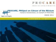 Download - Belgian Cancer Registry