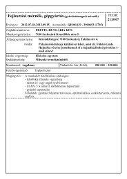 Aktuális állásajánlatok, érvényes: 2012.07.18-2012.09.15 - Medina