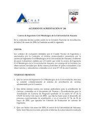 Informe de Acreditación Ingeniería Civil en ... - metalurgia-uda