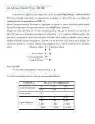 Uso da Escala em Desenho Técnico – NBR 8196 O desenho ... - Wiki