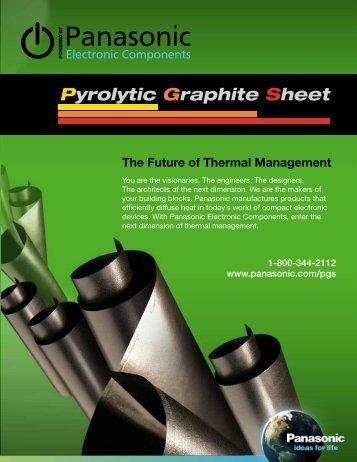 Pyrolytic Graphite Sheet - Avnet