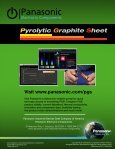 Pyrolytic Graphite Sheet - Avnet - Page 6
