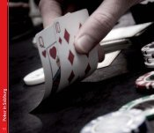 On the jargon and luck of poker and the quest for the perfect hand