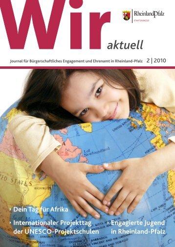 Ausgabe 2/2010 - Wir tun was