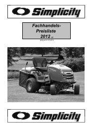 Preisliste 2012-02 - Dietmar Frankenberger