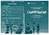 Programme CINEQUANONE (pdf) (951.6 ko) - cinema-midipyrenees