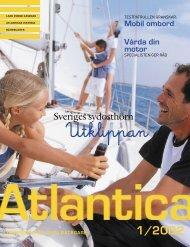 Sveriges sydosthörn - Atlantica