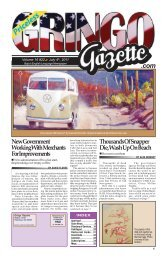 July 4th, 2011 - the Gringo Gazette