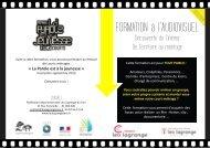 Programme Formation (pdf) - cinema-midipyrenees