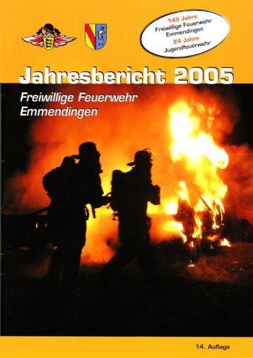 I 2005 - Feuerwehr Emmendingen