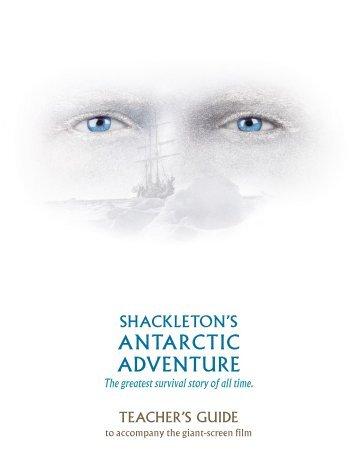 Shackleton's Antarctic Adventure - WGBH