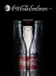 Memoria Anual - Coca-Cola Embonor SA