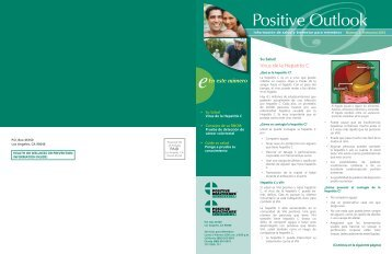 Positive Outlook - Positive Healthcare