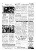 Koalicijos laukia išbandymas slaptumu - Ukmergės žinios - Page 6