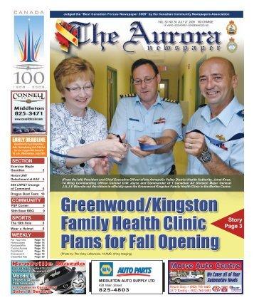 Jul 27 2009 - The Aurora Newspaper