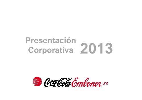 Bolivia Coca Cola Embonor Sa