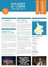 Programme Avril / Juin 2011 (pdf) (2.1 Mo) - cinema-midipyrenees