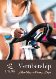 Health Club Membership - Hastings Hotels