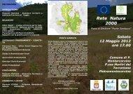 Brochure _MONTE_SAMBUCO_12.05.12.pdf - Ambiente e Territorio ...