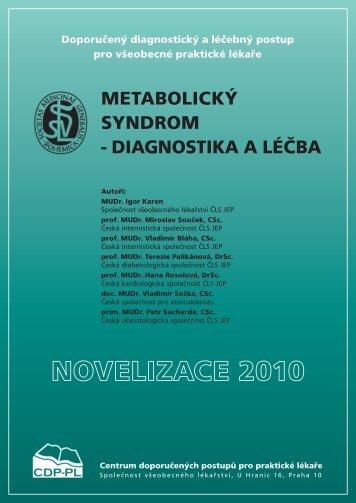 Metabolický syndroM - Společnost všeobecného lékařství