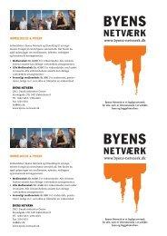 Hent brochure - Byens Netværk