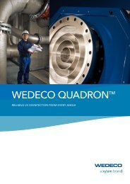 Wedeco Quadron.pdf - Water Solutions