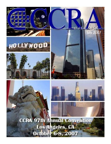 July 2007 - California Court Reporters Association