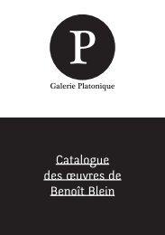 catalogue photos Benoît Blein - cinema-midipyrenees