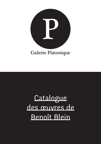 catalogue photos Benoît Blein - cinema-midipyrenees