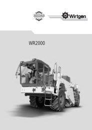 WR 2000 spec 日本語