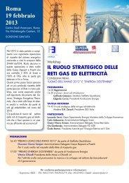 Roma 19 febbraio 2013