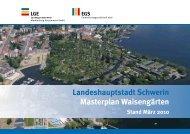 Landeshauptstadt Schwerin Masterplan Waisengärten