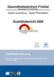 Gesundheitszentrum Fricktal - Spitalinformation.ch