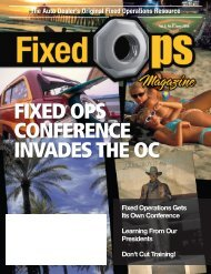 June 08 FOM - Fixed Ops