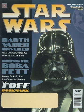 Star Wars magazine Vol 01 Issue 01 - IJC.at