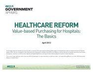 Value-based Purchasing (VBP) - Hida