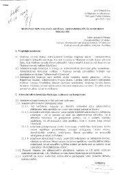 Madonas novada pašvaldības administratīvās komisijas nolikums