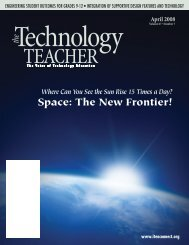 April 2008 - Vol 67, No.7 - International Technology and ...