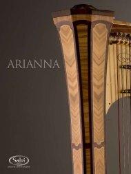Harp Price List Salvi Harps, Inc in USD