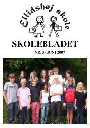 skoleblad juni 2007 - Ellidshøj Skole