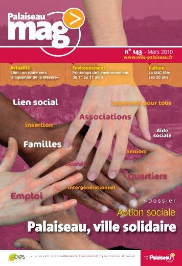 Palaiseau Mag n°143 - Ville de Palaiseau