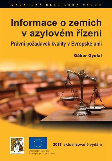 COI in Asylum-2012-01-06-CZ-WEB.indd - International Association ...