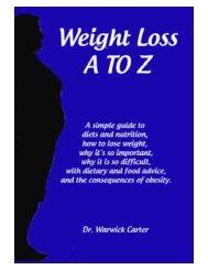 MW_U_AtoZ_files/Weight Loss A to Z.pdf - Medwords.com.au