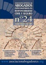 Revista nº 24, 4º trimestre año 2007 (PDF 4.59 Mb) - Asociación ...