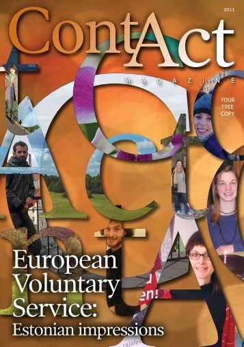 European Voluntary Service: - Euroopa Noored